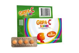 Gripa C Junior Pastilla -Blister X 4Un