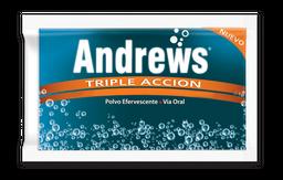 Andrews Triple Accion 9Gr X Un Sobre