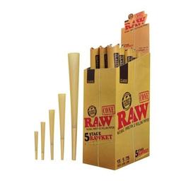 Raw Classic Pre-Roll Cone 5 Tamaños