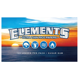 Elements Rolling Papers Single Wide
