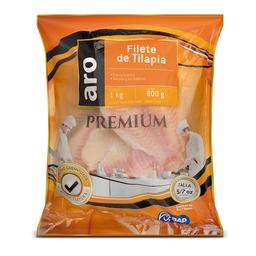 Filete De Tilapia Aro 5 A 7 X 1Kg