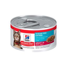 Hill's Science Diet Feline Adult Sea Food