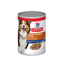 Hill's Science Diet canine 7+ Active Longevity Turkey