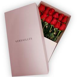 Rosas Caja Por 12 - Rojo