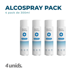 4 Pack 300 Ml