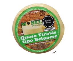 Mosel Queso Tirolés Belpaese
