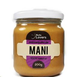 Nuts Lovers Mantequilla de Maní
