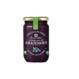 Crema y Nata Mermelada de Arándano Diet Sin Azúcar