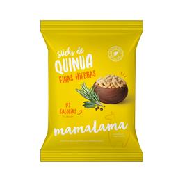 Mamalama Snack Stick de Quinua y Finas Hierbas
