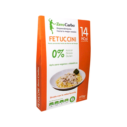 Zerocarbo Pasta Fetuccini