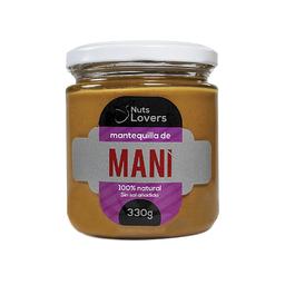 Nuts Lovers Mantequilla de Maní Sin Sal
