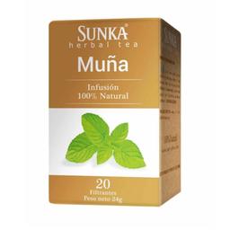 Sunka té de Muña