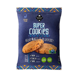 Andrean Bites Galletas Super Cookies Aguaymanto Y Blueberries