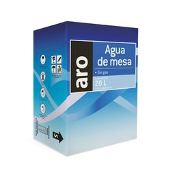 Agua Aro Caja 20 Lt