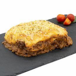 Lasagna de Carne Tradicional