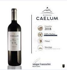 Caelum Malbec 750 ml