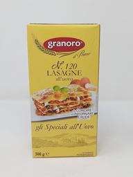 Granoro Lasagna Uovo N.120