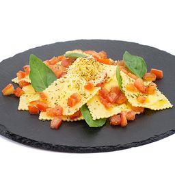 Ravioles Rellenos de Mozzarella