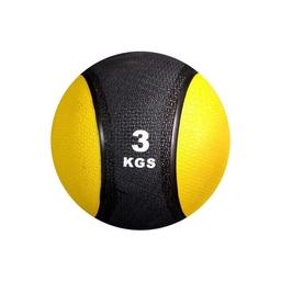 Fit4ndFit Balón Para Ejercicio Medicinal 3 Kg