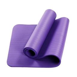 Fit4ndFit Tapete de Yoga 10 mm Morado