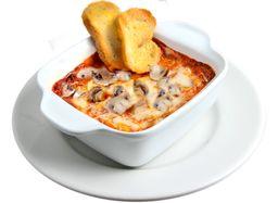 Lasagna con Champiñones