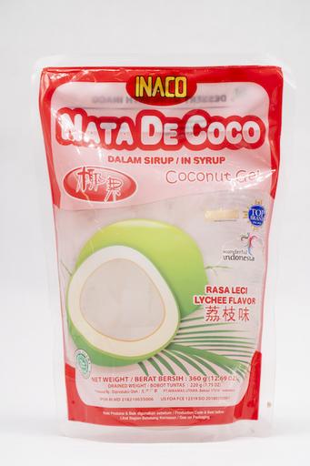 Inaco Nata de Coco Lychee