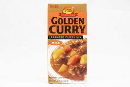 S&B Golden Curry Mild