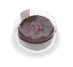 Torta De Chocolate Chica 10 Porciones