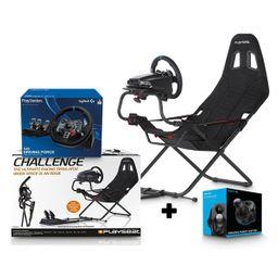 Combo Playseat Simulador de Carrera + Logitech G29 + Shifter
