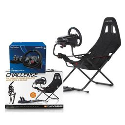 Combo Simulador de Carrera Playseat + Logitech Volante G29