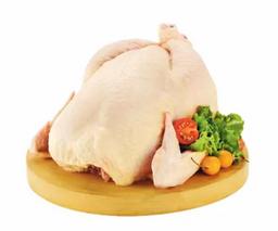 Pollo Entero Con Menudencia X Kg