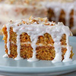 Carrot Cake Chico (5-6 Porciones)
