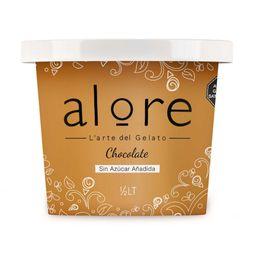 Helado Chocolate Orgánico 500 Ml Alore -
