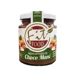 Mantequilla De Chocomaní Fit Food (200G)