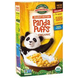 Cereal Orgánico Panda Puff 300G