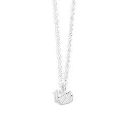 Collar Origami Plata 925-CAS-2364