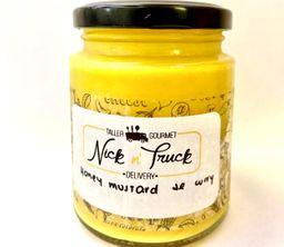 Nick n Truck Miel Mustard de Curry