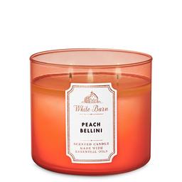 Vela 3 Mechas Peach Bellini