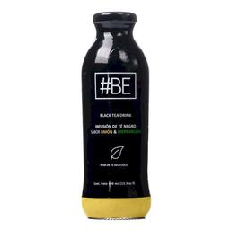 Be Infusión de Té Negro Con Limón y Hierbabuena