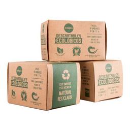 Ecologics Vasos Ecológicos 7 Oz