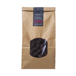 Amazona Minigotitas de Chocolate Orgánico 70%