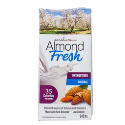 Almond Fresh Bebida de Almendra Original Sin Azúcar