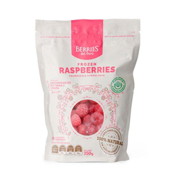 Berries Del Perú Frambuesas Congeladas