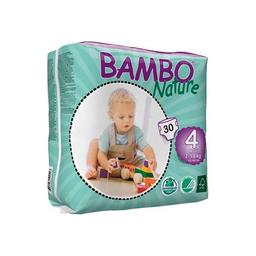 Bambo Nature Pañales Maxi