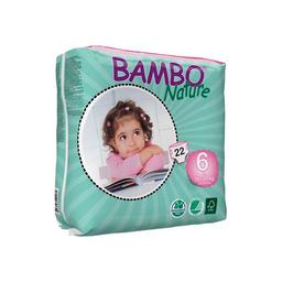 Bambo Nature Pañales xl