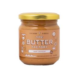 The Butter Factory Mantequilla de Maní Crunchy