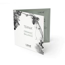 Lakme Sachet Shampoo y Tratamiento Organic Balance 10 mL