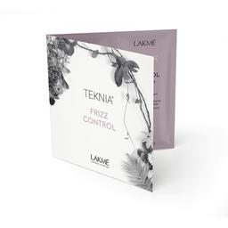 Lakme Sachet Shampoo y Tratamiento Frizz Control 10 mL