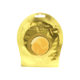 Kocostar Mascarilla Hidrogel Princess Eye Patch Gold Hidrogel