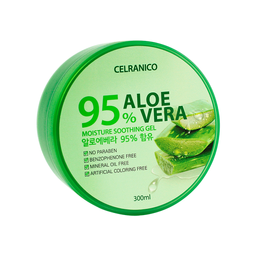 Celranico Gel Aloe Vera Humectante 300 mL